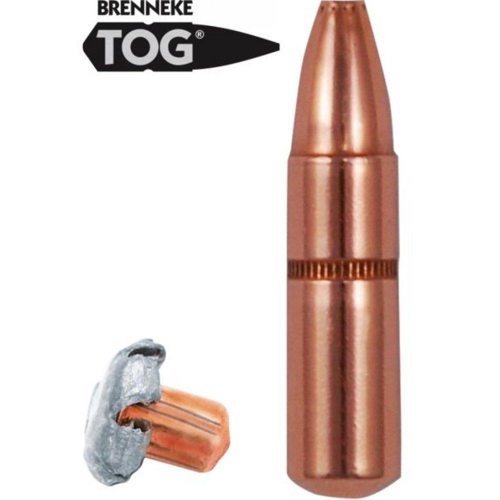 Cartus cu glont cal. 9.3x62, BRENNEKE Tog, 16.00g (Tog, 16.00g (cal. 9.3x62)) - Munitii carabine - Brenneke (by www.mldguns.ro)