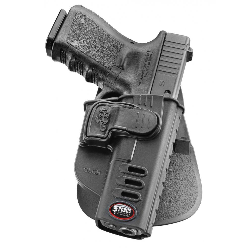 Toc FOBUS GLCH pentru pistolul GLOCK 17/19 (GLCH) - Tocuri si holstere - Fobus (by www.mldguns.ro)
