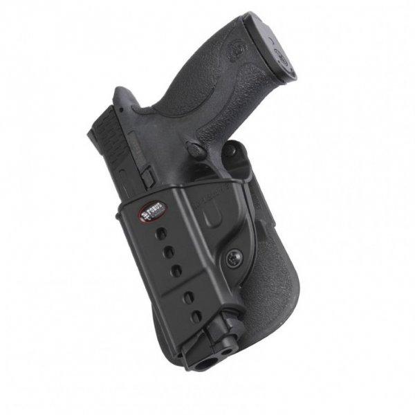 Toc FOBUS SWMP LH (pentru mana stanga) pentru pistolul SMITH & WESSON
