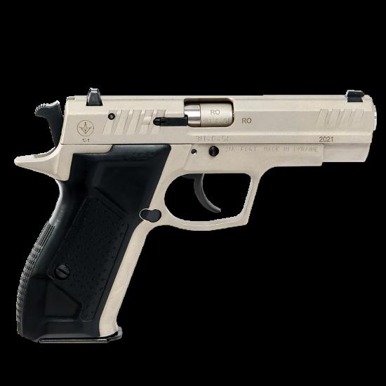 Pistol cu bile de cauciuc, personalizat, FORT 12R.02 - cal. .45 Rubber (12R.02) - Arme cu bile de cauciuc - Fort (by www.mldguns.ro)