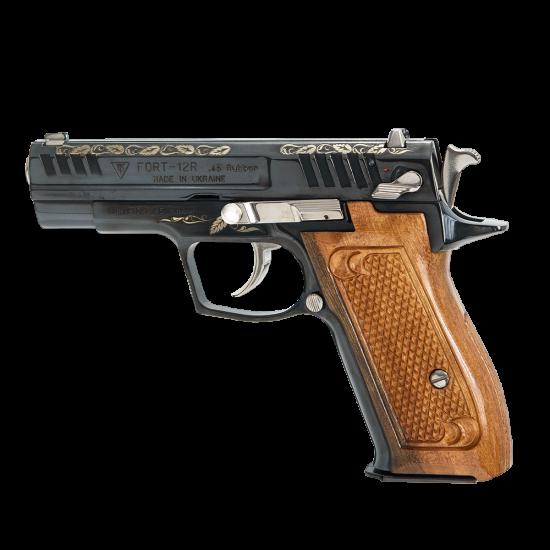 Pistol cu bile de cauciuc, personalizat, FORT 12R.04 - cal. .45 Rubber (12R.04) - Arme cu bile de cauciuc - Fort (by www.mldguns.ro)