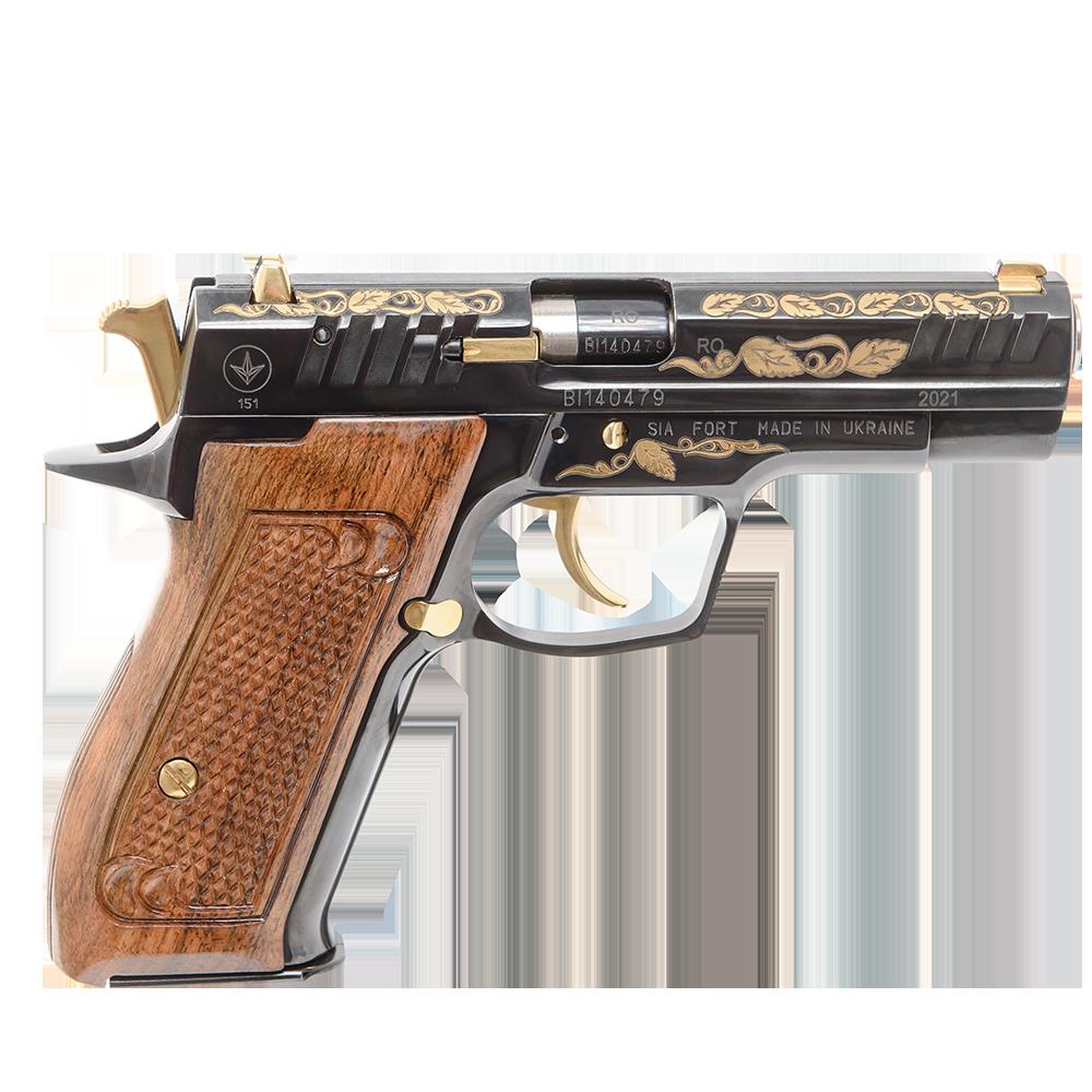 Pistol cu bile de cauciuc, personalizat, FORT 12R.05 - cal. .45 Rubber (12R.05) - Arme cu bile de cauciuc - Fort (by www.mldguns.ro)