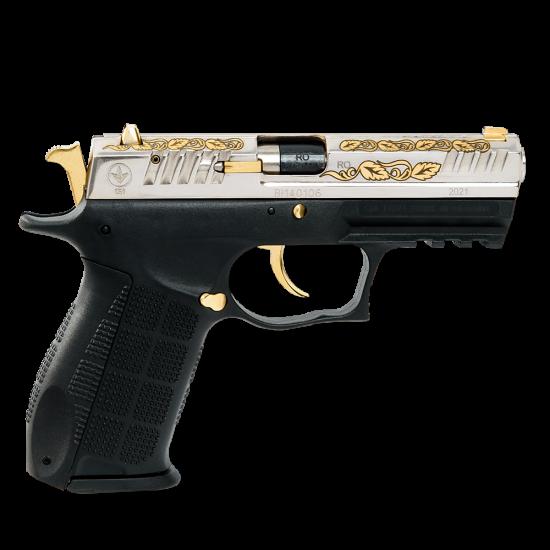 Pistol cu bile de cauciuc, personalizat, FORT 17R.03-2 - cal. .45 Rubber (17R.03-2) - Arme cu bile de cauciuc - Fort (by www.mldguns.ro)