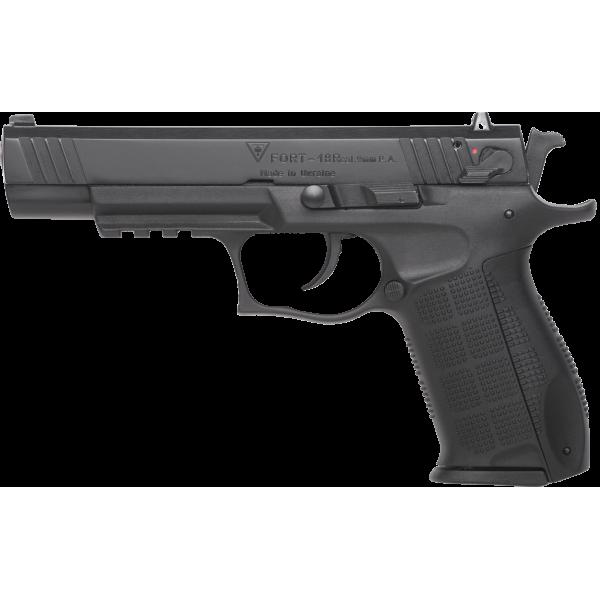 Pistol cu bile de cauciuc FORT 18R - cal. .45 Rubber