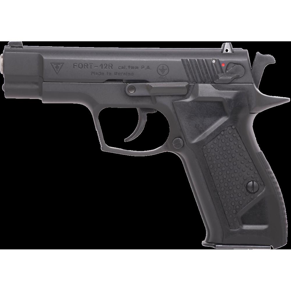 Pistol cu bile de cauciuc FORT 12R - cal. 9mm P.A. (12R - 9 mm) - Arme cu bile de cauciuc - Fort (by www.mldguns.ro)
