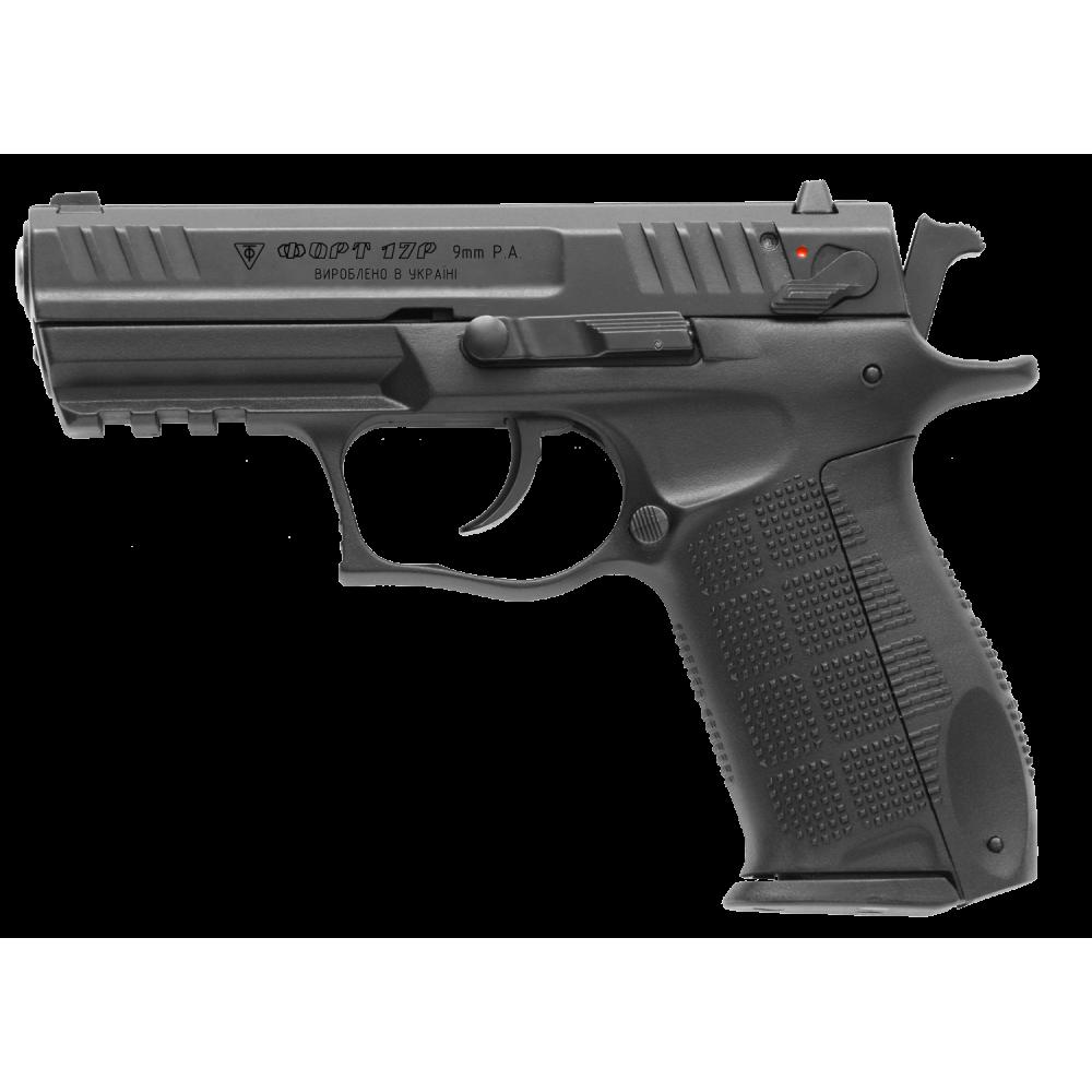 Pistol cu bile de cauciuc FORT 17R - cal. .45 Rubber (17R) - Arme cu bile de cauciuc - Fort (by www.mldguns.ro)