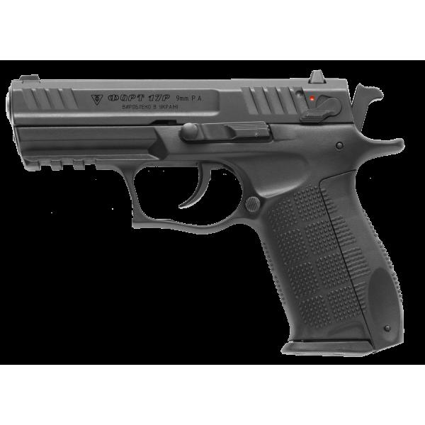 Pistol cu bile de cauciuc FORT 17R - cal. .45 Rubber