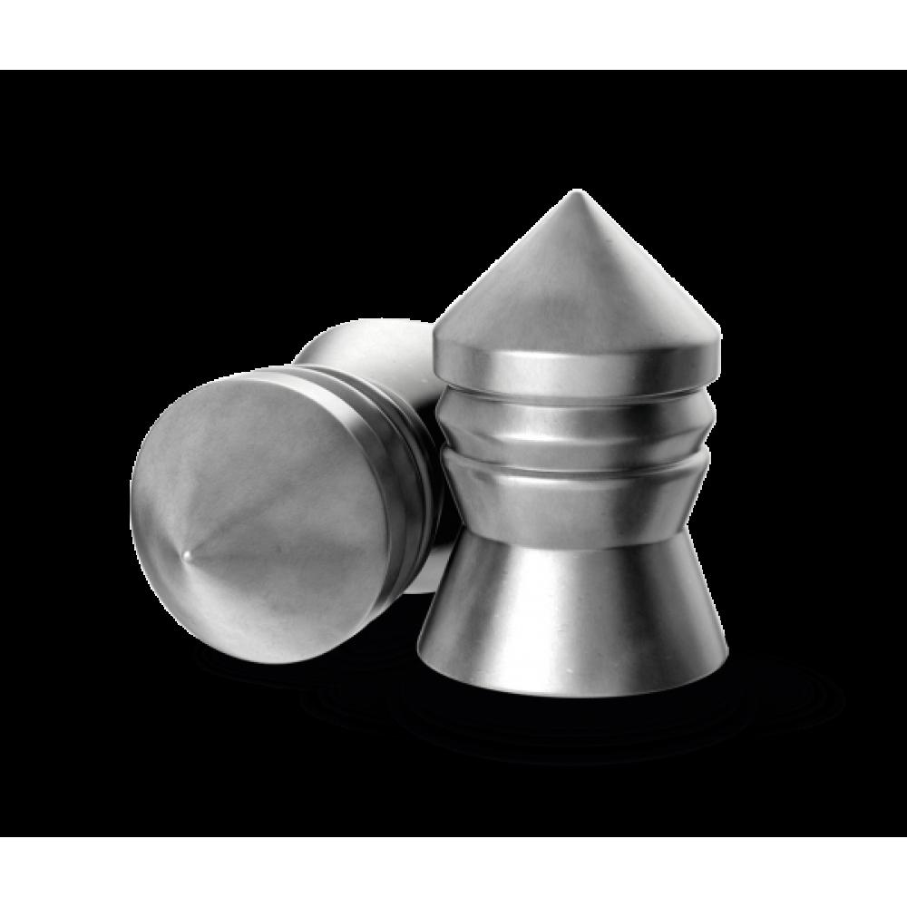 Cutie alice cal. 6.35mm, H&N SPORT Silver Point, 1.58g (150 alice) (Silver Point, 1.58g (6.35mm)) - Munitii tir sportiv - H&N Sport (by www.mldguns.ro)