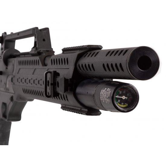 Arma cu aer comprimat semiautomata Hatsan Invader (Invader) - Arme aer comprimat - Hatsan (by www.mldguns.ro)