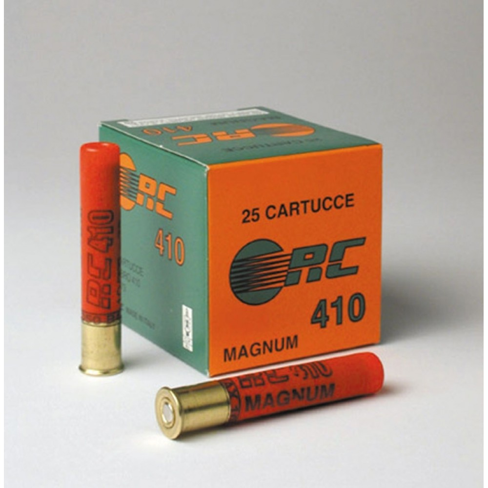 Cartus cu alice cal. 410/65, RC 410, 1.9mm (10), 12.00g (410, 1.9mm (10), 12.00g (cal. 410/65)) - Munitii arme lise - RC (by www.mldguns.ro)