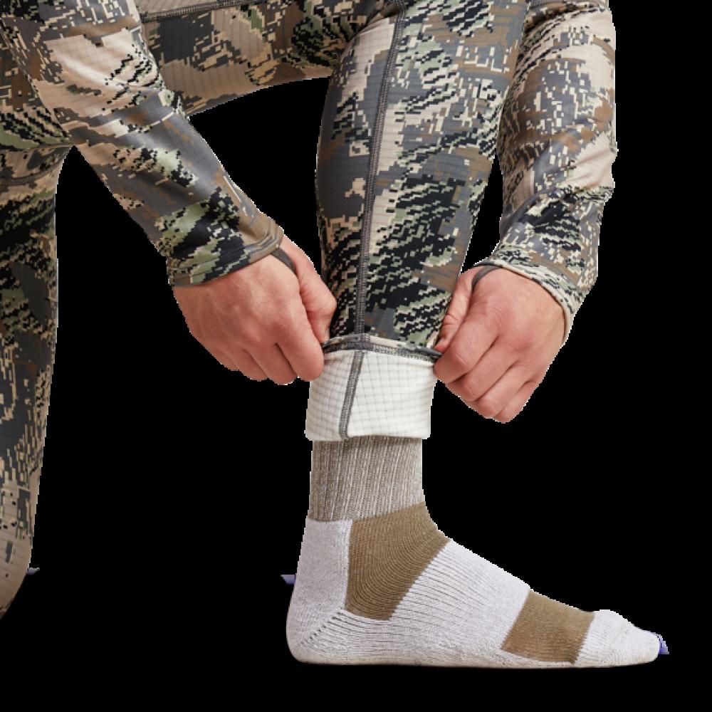 Pantalon de corp Sitka Heavyweight Bottom, camuflaj Optifade Open Country (Heavyweight Bottom) - Haine de Corp - Sitka (by www.mldguns.ro)