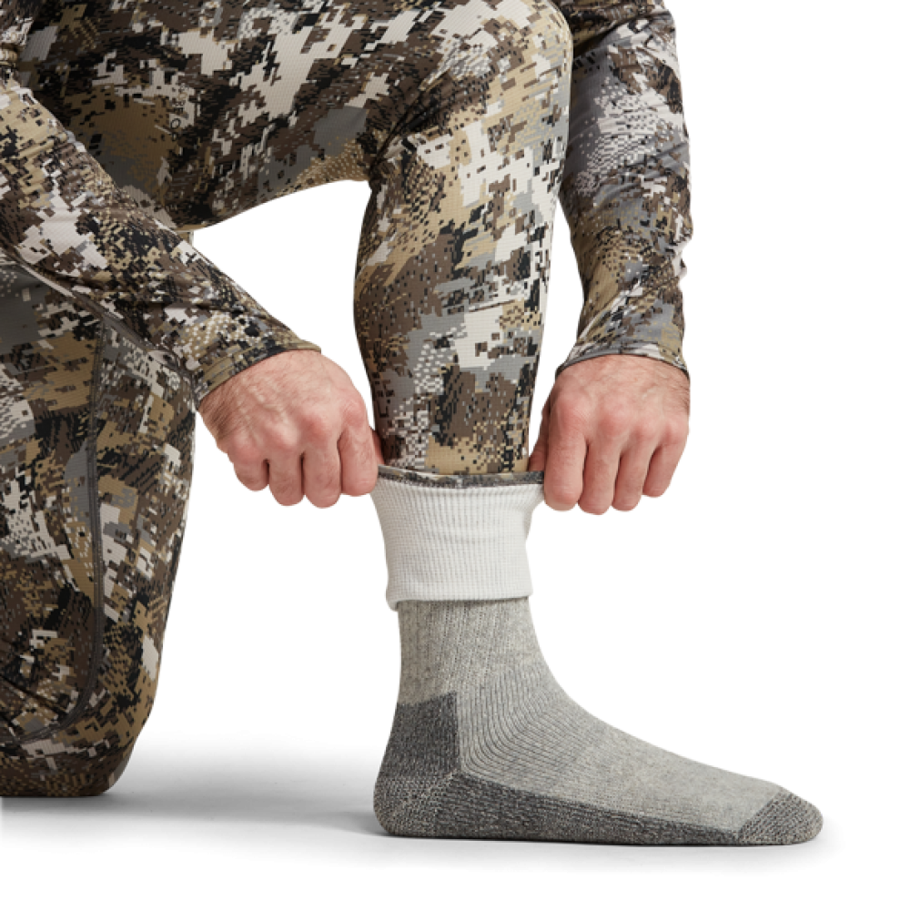 Pantalon de corp Sitka Core Midweight, camuflaj Optifade Elevated II (Core Midweight) - Haine de Corp - Sitka (by www.mldguns.ro)