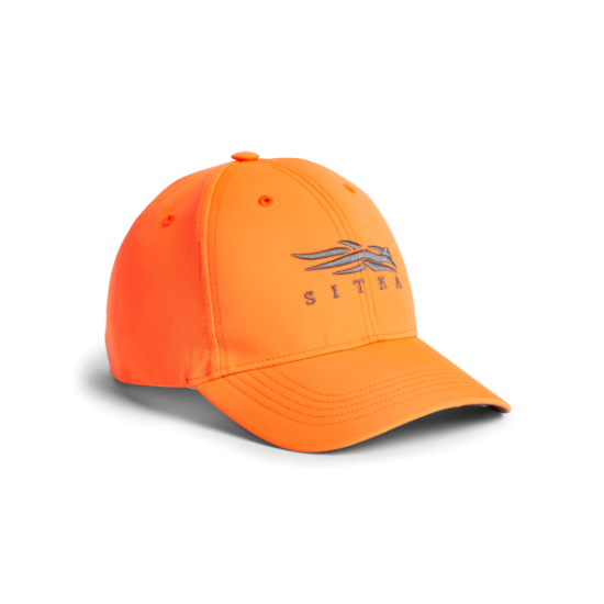 Sapca Sitka Ballistic, orange (Sapca Cap Ballistic) - Echipamente de vanatoare - Sitka (by www.mldguns.ro)