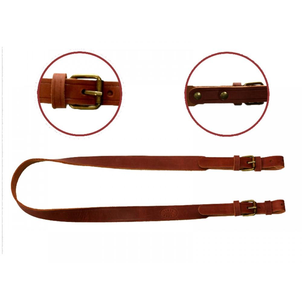 Curea arma din piele, Tapel MD 1A (MD 1A) - Curele arma / cartusiere - Tapel (by www.mldguns.ro)