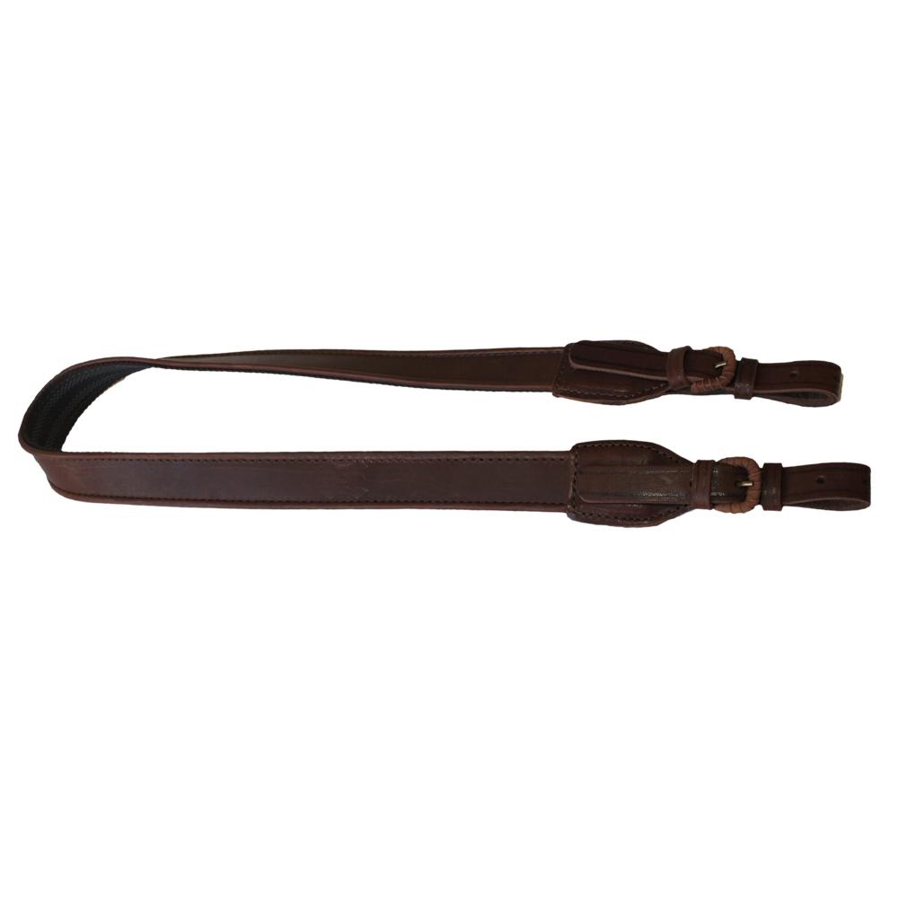 Curea arma din piele, Tapel MD 2D (MD 2D) - Curele arma / cartusiere - Tapel (by www.mldguns.ro)