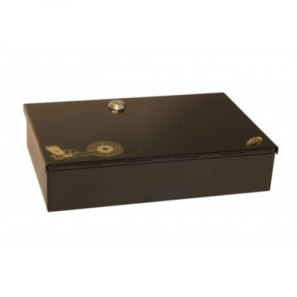 Cutie pentru pistol, cu caseta pentru munitie Trezor
