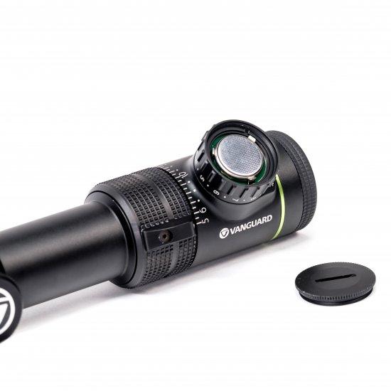Luneta Vanguard Endeavor RS IV 5-20x50 (Endeavor RS IV 5-20x50) - Lunete vanatoare - Vanguard (by www.mldguns.ro)