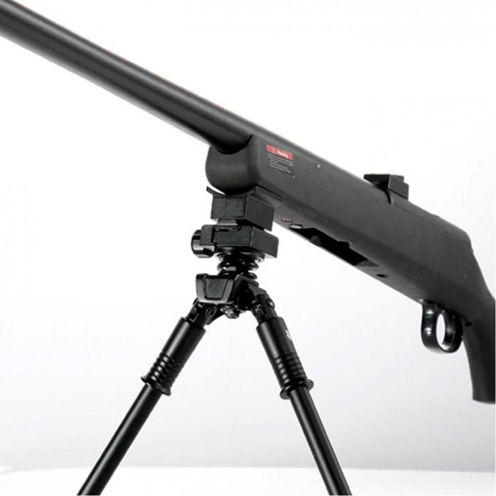 Bipod pivotant VANGUARD Equalizer 1QS (Equalizer 1QS) - Sisteme sprijin arma - Vanguard (by www.mldguns.ro)
